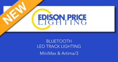 EDISON PRICE | Bluetooth LED Track Lighting