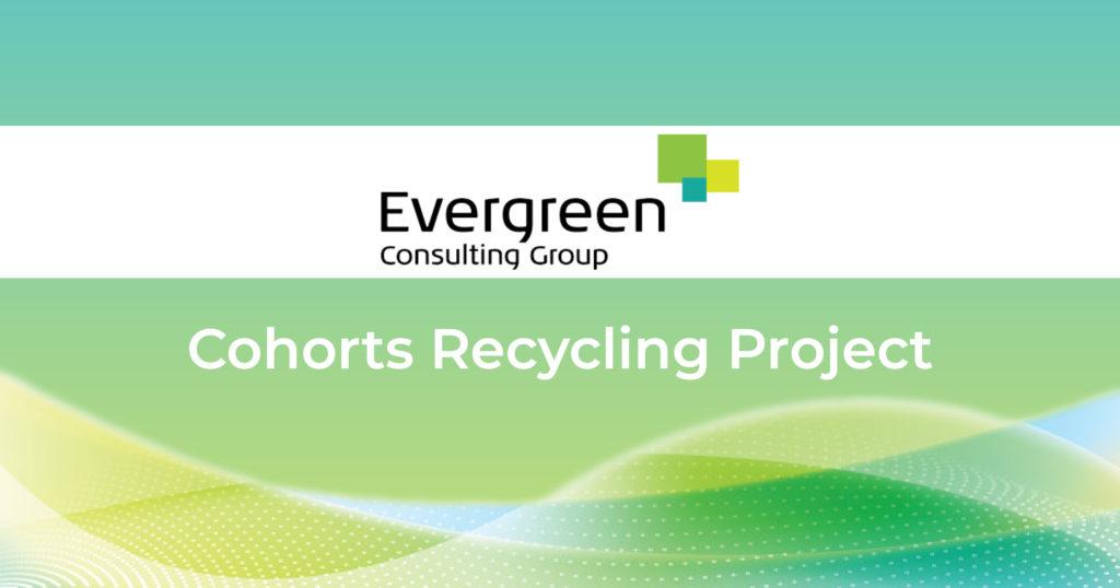Evergreen cohort recycling survey